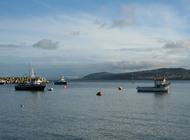Rhos on Sea Harbour